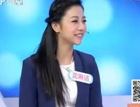 国际礼仪培训师沈琳洁