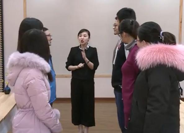 乌老师商务礼仪授教视频2